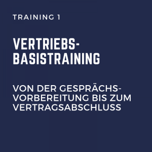 Kachel Training blau